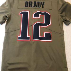brady military jersey